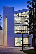 Santa Barbara City College Drama-Music Building by John Sergio Fisher & Associates.