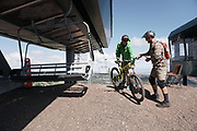 SHOT 8/5/17 11:00:16 AM - Photos while riding Brian Head Resort in Brian Head, Utah with Vesta Lingvyte of Denver, Co. Also includes images while riding the Thunder Mountain Trail in Southwestern Utah. (Photo by Marc Piscotty / © 2017)