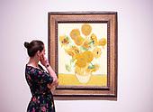 Van Gogh Tate Britain 25th March 2019