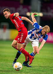 12-05-2018 NED: FC Utrecht - Heerenveen, Utrecht<br /> FC Utrecht win second match play off with 2-1 against Heerenveen and goes to the final play off / (L-R) Sander van der Streek #22 of FC Utrecht, Morten Thorsby #8 of SC Heerenveen