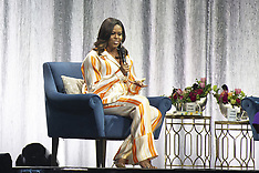 Michelle Obama Promotes Her Book Becoming - Paris - 16 April 2019