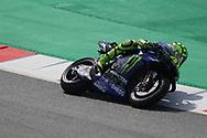 #46 Valentino Rossi, Italian: Movistar Yamaha MotoGP during the Gran Premi Monster Energy de Catalunya at Circuit de Barcelona – Catalunya, Barcelona, Spain on 15 June 2019.