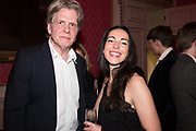COSMO LANDESMAN, MIA LEVITIN, Literary Review  40th anniversary party and Bad Sex Awards,  In & Out Club, 4 St James's Square. London. 2 December 2019