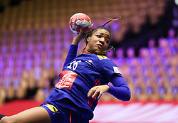 during the EHF Euro 2020 Main Round group I match between France and Spain in Jyske Bank Boxen, Herning, Denmark on December 10, 2020. Photo Credit: Allan Jensen/EVENTMEDIA.