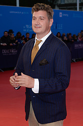 Thomas Bidegain attending the premiere of The Sisters Brothers during the 44th Deauville American Film Festival in Deauville, France on September 4, 2018. Photo by Julien Reynaud/APS-Medias/ABACAPRESS.COM