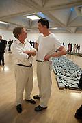 JOHN PAWSON; ANTONY GORMLEY, Richard Long: Heaven and Earth. Tate Britain, Millbank. London. 1 June 2009
