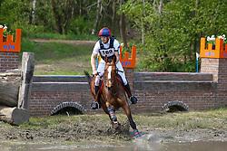Cordemans Tim, BEL, Gazelle vh Pallieterhof<br /> Nationale LRV-Eventingkampioenschap Minderhout 2017<br /> © Hippo Foto - Kris Van Steen<br /> 30/04/17