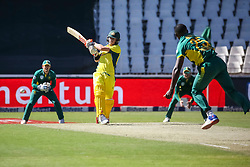 David Warner of Australia during the 2nd ODI match between South Africa and Australia held at The Wanderers Stadium in Johannesburg, Gauteng, South Africa on the 2nd October  2016<br /> <br /> Photo by Dominic Barnardt/ RealTime Images