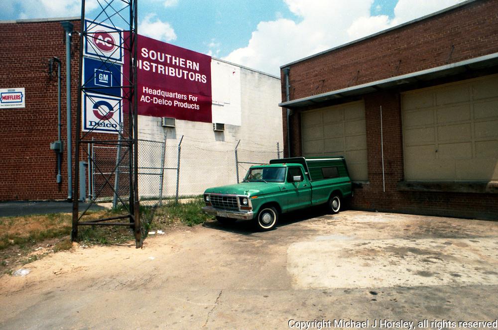 Southern Distributors<br /> 6335 Chillum Place NW Washington DC 1986