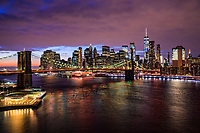 Brooklyn Bridge & Downtown NYC