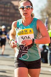 Boston Marathon: BAA 5K road race, Oiselle,. Airoline