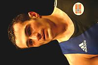 BOKSING BOXING KAY TVERBERG DRAMMEN NORGE 69 KG KLASSE 11. JANUAR 2004 OSLO<br />FOTOGRAF: KURT PEDERSEN DIGITALSPORT