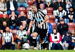 Florian Leujeune of Newcastle United - Mandatory by-line: Matt McNulty/JMP - 26/07/2017 - FOOTBALL - Northern Commercials Stadium - Bradford, England - Bradford City v Newcastle United - Pre-season friendly