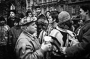 """Traditional """"Zizkovsky Masopust""""  - (carnival)."""