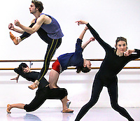Hot new WA dance company Ludwig will be performing at The Australian Dance Awards. Left to right  starting with the jumper , Cass Mortimer Eipper,  Rhiannon Spratling, Timothy O Donnell and Emma Sandall,   - Pic By Craig Sillitoe 19/06/2010 SPECIAL 000  Pic By Craig Sillitoe CSZ / The Sunday Age melbourne photographers, commercial photographers, industrial photographers, corporate photographer, architectural photographers, This photograph can be used for non commercial uses with attribution. Credit: Craig Sillitoe Photography / http://www.csillitoe.com<br /> <br /> It is protected under the Creative Commons Attribution-NonCommercial-ShareAlike 4.0 International License. To view a copy of this license, visit http://creativecommons.org/licenses/by-nc-sa/4.0/. This photograph can be used for non commercial uses with attribution. Credit: Craig Sillitoe Photography / http://www.csillitoe.com<br /> <br /> It is protected under the Creative Commons Attribution-NonCommercial-ShareAlike 4.0 International License. To view a copy of this license, visit http://creativecommons.org/licenses/by-nc-sa/4.0/.
