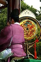 Shinto Priest, Japanese Ceremony