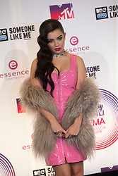 Charli XCX, backstage at the winners room at the MTV EMA's 2014, Glasgow, Scotland
