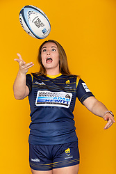 Jo Brown of Worcester Warriors Women - Mandatory by-line: Robbie Stephenson/JMP - 27/10/2020 - RUGBY - Sixways Stadium - Worcester, England - Worcester Warriors Women Headshots