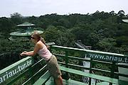 Manaus_AM, Brasil. ..Ariau Amazon Tower e conhecido como maior hotel de selva construido no nível das copas das arvores,em Manaus, Amazonas...Ariau Amazon Tower in Manaus, Amazonas...Foto: JOAO MARCOS ROSA / NITRO