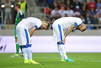 2016.06.04 Trnava, Slowacja<br /> Pilka Nozna Reprezentacja Mecz towarzyski<br /> Slowacja - Irlandia Polnocna <br /> N/z Martin Skrtel<br /> Foto Rafal Rusek / PressFocus<br /> <br /> 2016.06.04 Trnava, Slovakia<br /> Football Friendly Game<br /> Slovakia - Northern Ireland<br /> Martin Skrtel<br /> Credit: Rafal Rusek / PressFocus