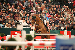 Beerbaum Ludger, (GER), Casello<br /> Longines FEI World Cup presented by Sparkasse<br /> Sparkasen Cup-Grand Prix of Leipzig<br /> CSIO Leipzig 2016<br /> © Hippo Foto - Stefan Lafrentz