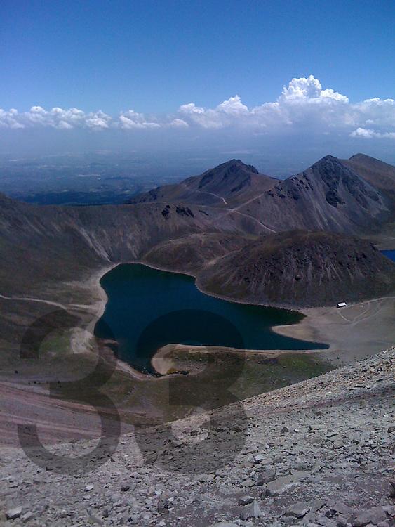 "Nevado de Toluca climb, preparation for the final climb at Pico de Orizaba. All part of the documentary ""Extraordinariamente Simple"""