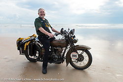 Stage 1 of the Motorcycle Cannonball Cross-Country Endurance Run, which on this day ran from Daytona Beach to Lake City, FL., USA. Friday, September 5, 2014.  Photography ©2014 Michael Lichter.