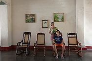 The rocking chair Momposina is a local tradition that is exported all over the world. In every house there is at least one Mompox.