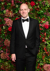 Robert Hastie attending the Evening Standard Theatre Awards 2018 at the Theatre Royal, Drury Lane in Covent Garden, London