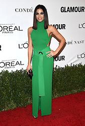 November 14, 2016 - Hollywood, California, U.S. - Jenna Dewan-Tatum arrives for the Glamour Women of the Year Awards 2016 at the Neuehouse Hollywood. (Credit Image: © Lisa O'Connor via ZUMA Wire)
