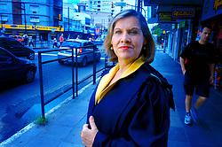 """A desembargadora Maria Berenice Dias ficou conhecida por tomar decisões """"inovadoras"""" na Justiça gaúcha. Ela tem dado sentenças bastante avançadas na área de família. FOTO: Jefferson Bernardes / Agência Preview"""