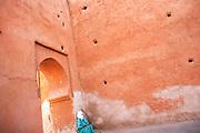 Marrakesh, Morocco. October 10th 2008...