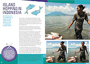 2013 09 04 Tearsheet Oxfam Australia Eat local feed global student DIY kit Indonesia