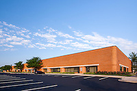 Exterior photo of Tech 100 Business Park warehouse image by Jeffrey Sauers of Commercial Photographics