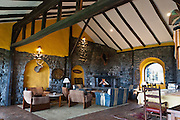 Hotel Sierra Madre Cotopaxi, near the town of Machachi, adjacent to Cotopaxi National Park (Spanish: Parque Nacional Cotopaxi). Cotopaxi is a stratovolcano in the Andes Mountains, located about 75 kilometers (50 miles) south of Quito, Ecuador, South America.