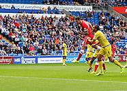 Cardiff City v Sheffield Wednesday 270914