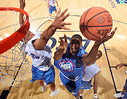 G/F Maurice Hubbard (Chantilly, VA / Westfield) shoots the ball during the NBA Top 100 Camp held Saturday June 23, 2007 at the John Paul Jones arena in Charlottesville, Va. (Photo/Andrew Shurtleff)