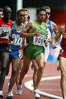 Friidrett, 23. august 2003, VM Paris,( World Championschip in Athletics),    Hicham El Guerrouj (908)