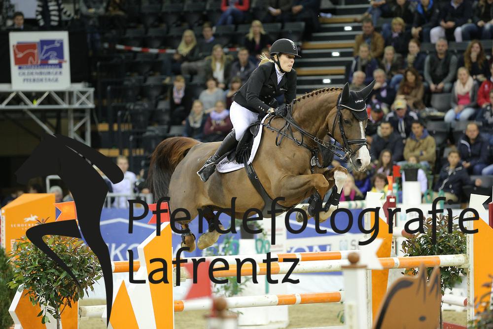 Meyer, Janne-Friederike Grace <br /> Oldenburg - Oldenburger Pferdetage 2013<br /> Internationales Springen<br /> © www.sportfotos-lafrentz.de / Stefan Lafrentz