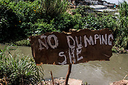Pollution in Mathare river and a thriving circular economy