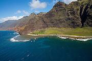 Nuulolo Kai, Napali Coast, Kauai, Hawaii