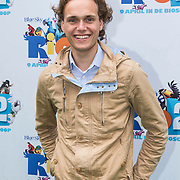 NLD/Amsterdam/20140406 - Inloop filmpremière Rio 2, Pim Wessels