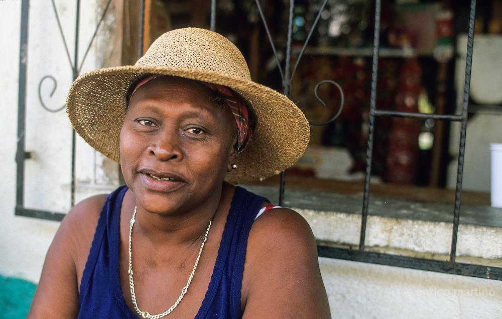 La Ceiba: Garifuna village of Corozal.