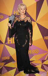 Helen Mirren at the HBO's 2018 Official Golden Globe Awards After Party held at the Circa 55 Restaurant in Beverly Hills, USA on January 7, 2018. (Photo by Lumeimages/Sipa USA)