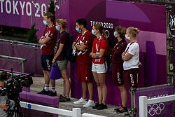 Team Denmark, Zu-Sayn Wittgenstein Nathalie, ..<br /> Olympic Games Tokyo 2021<br /> © Hippo Foto - Dirk Caremans<br /> 30/07/2021