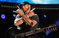 NASHVILLE, TN - JUNE 08:  Brantley Gilbert performs at LP Field during the 2012 CMA Music Festival on June 8, 2012 in Nashville, Tennessee.  (Photo by Frederick Breedon IV/)  Photo © Frederick Breedon. All rights reserved. Unauthorized duplication prohibited.