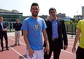NYCFC David Villa in the Bronx