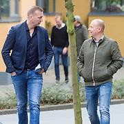 NLD/Hilversum/20151119 - Lancering streamingdienst Hit NL, aankomst Jannes