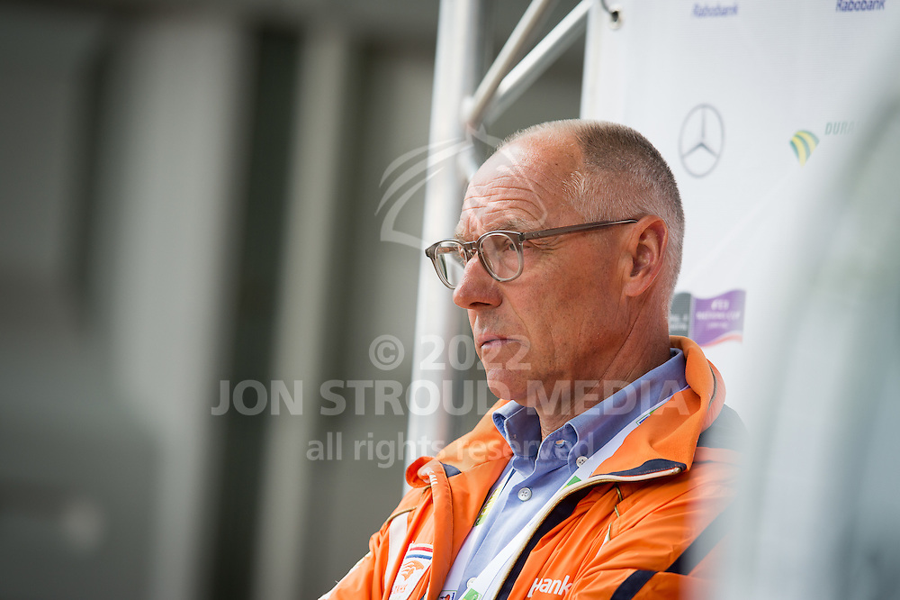 Rob Ehrens (NED) Chef d'Equipe - Furusiya FEI Nations Cup presented by Longines - CHIO Rotterdam 2016 - Kralingse Bos, Rotterdam, Netherlands - 24 June 2016