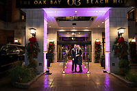 The Oak Bay Beach Hotel in Victoria, BC, celebrated its 90th birthday since the original hotel was built and 5th birthday as a completely rebuilt hotel with a Gala event that featured live music, dancing, speeches from dignitaries and excellent food.